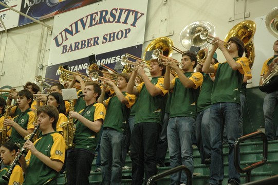 The Cal Poly Band Mott Gym And The Mystery Of 807
