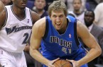"Can the ""German Moses"" bring back the Mavs from playoff oblivion? By Keith Allison, via Wikimedia Commons"