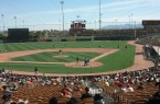 Camelback Ranch is one of the best places to watch your favorite prepare for the season ahead. By Ray Ambler (www.raphotos.com)