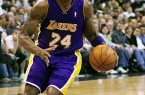 Lakers fans hope Kobe can get back to the court soon. By Keith Allison from Kinston, USA, via Wikimedia Commons