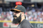 Re-signing Brian Wilson is a key part to the Dodgers offseason, especially so he doesn't end up back with the Giants. By Thephatphilmz (Own work) [CC-BY-SA-3.0 (http://creativecommons.org/licenses/by-sa/3.0)], via Wikimedia Commons