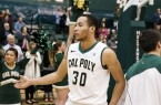 Michael Bolden. Cal Poly fans will probably want to get to know him a little better. By Owen Main