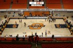 Gallagher-IBA Arena is one of the most iconic in the midwest. Away from home Marcus Smart has been the subject of controversy this week. By Ashlux at en.wikipedia, from Wikimedia Commons