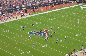 "Whomever the Texans select with the 1st overall pick will call this field home. By Uploaded on flickr.com by user ""krisandapril"" [CC-BY-2.0 (http://creativecommons.org/licenses/by/2.0)], via Wikimedia Commons"