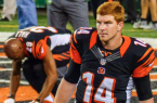 Could 2014 finally be the year Andy Dalton leads the Bengals to a playoff win? http://commons.wikimedia.org/wiki/File:AndyDalton.jpg#mediaviewer/File:AndyDalton.jpg