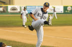 The Summer collegiate baseball season is winding down and the SLO Blues are hot. By Owen Main