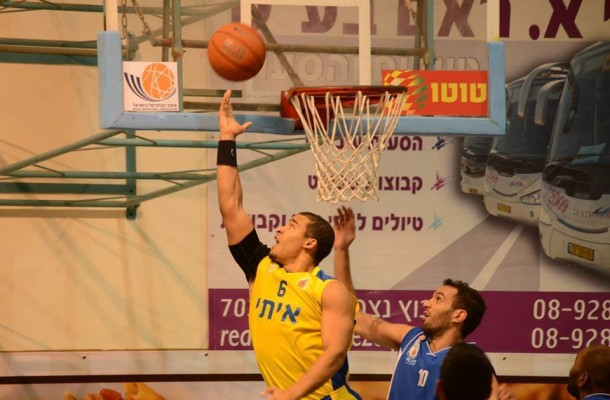 Cal Poly alumnus, Jordan Lewis, is looking to make a bigger impact in his second season in Israel.