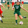 Elise Krieghoff is now five goals away from the all-time lead at Cal Poly. By Owen Main