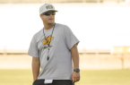 After six years at Cal Poly as a coach, Pat Johnston is leading the San Luis Obispo high school football program. By Owen Main
