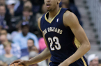 Will this be the season Anthony Davis leads the Pelicans to the playoffs? By Keith Allison (Flickr: Anthony Davis) [CC-BY-SA-2.0 (http://creativecommons.org/licenses/by-sa/2.0)], via Wikimedia Commons