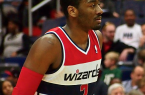 The time is now for John Wall to take the Wizards far into the playoffs. By Geoff Livingston (Flickr: John Wall) [CC-BY-SA-2.0 (http://creativecommons.org/licenses/by-sa/2.0)], via Wikimedia Commons