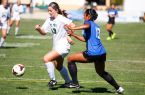 Elise Krieghoff smashed the career goals record at Cal Poly in less than three full seasons. By Owen Main