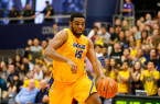 UCSB senior Alan Williams is the most dominant player in the Big West conference. By Owen Main