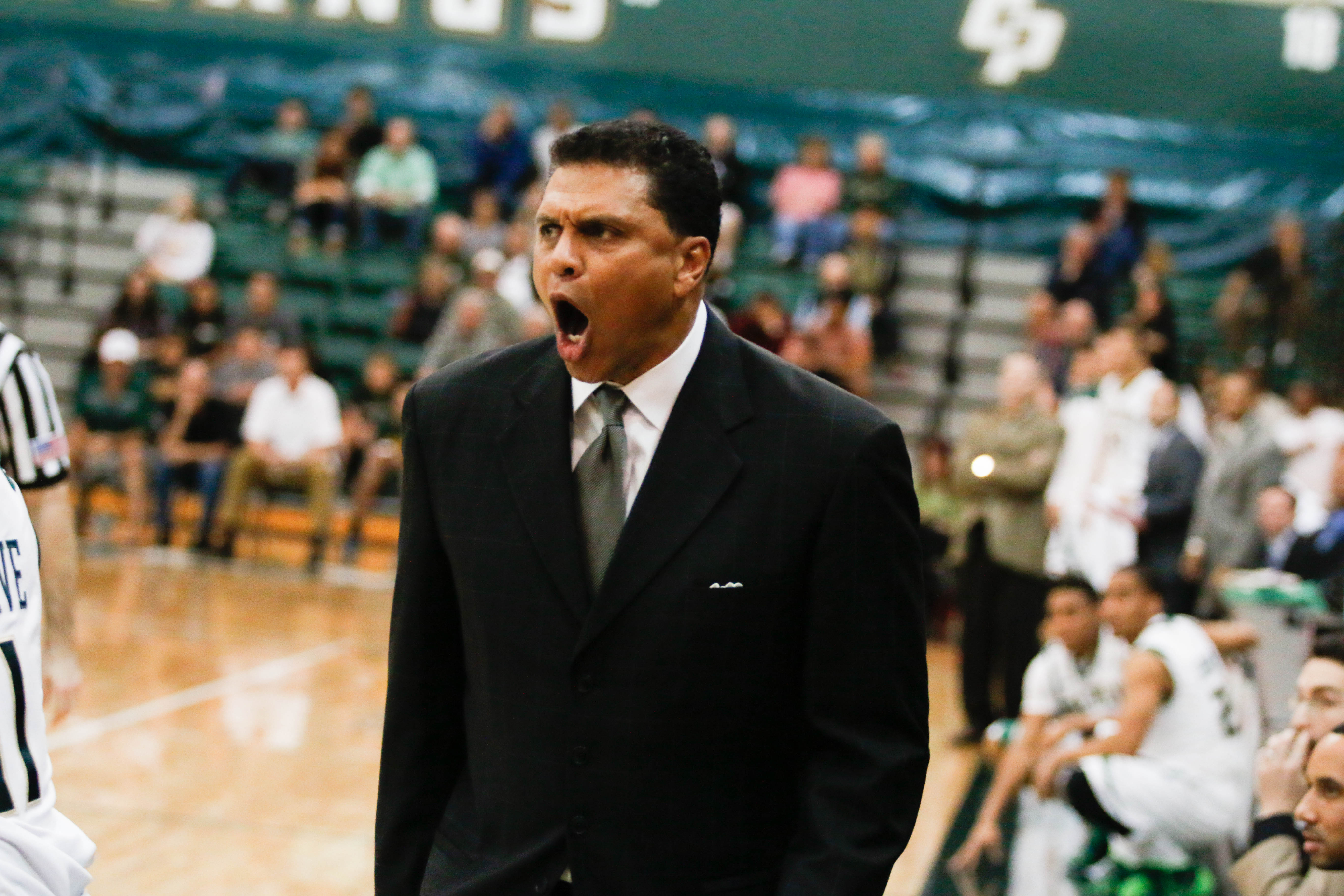 Taking Cal Poly s Big West season one home game at a time