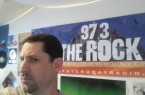 Greg Cunningham is the host of The Asylum on 97.3 FM, The Rock, in Morro Bay.