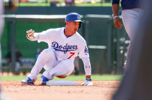 Alex Guerrero has been really good for the Dodgers in limited time so far this season. By Owen Main