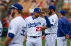 Despite the breakouts of Joc Pederson and Alex Guerrero, the hot start of Adrian Gonzalez has been they key to the Dodgers' hot start. By Owen Main