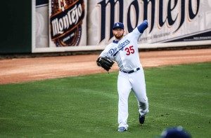 Brett Anderson is an unlikely candidate to be the last man standing from the back end of the Dodgers rotation. By Owen Main
