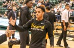 Justin Bibbins has tangibly improved his game by leaps and bounds over the past two years for Long Beach State. By Owen Main