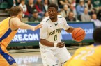 David Nwaba's ability to impact a game with his tenacity at both ends of the floor was a reason to go to Mott Athletics Center. He could give you a generational highlight play any time he touched the ball. By Owen Main