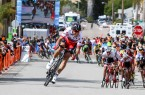 Last year's stage finish in Avila was really fun! By Owen Main