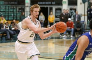 Luke Meikle's versatility is likely to be in high demand as Cal Poly continues to prep for conference play. By Owen Main