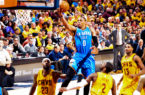 Russell Westbrook is flat-out putting on a show this season. By Erik Drost from United States (Russell Westbrook) [CC BY 2.0 (http://creativecommons.org/licenses/by/2.0)], via Wikimedia Commons